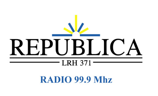 Logo RADIO REPUBLICA